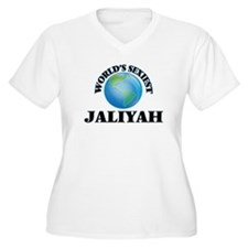 World's Sexiest Jaliyah Plus Size T-Shirt