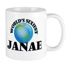 World's Sexiest Janae Mugs