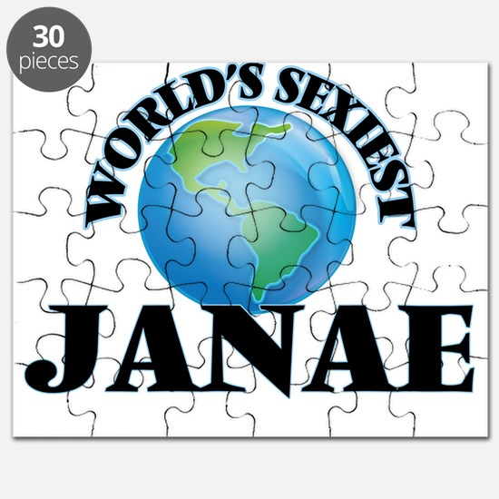 World's Sexiest Janae Puzzle