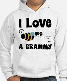 I Love Being A Grammy Hoodie