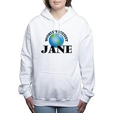 World's Sexiest Jane Women's Hooded Sweatshirt