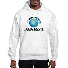 World's Sexiest Janessa Hoodie