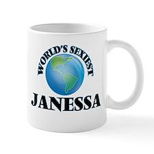 World's Sexiest Janessa Mugs