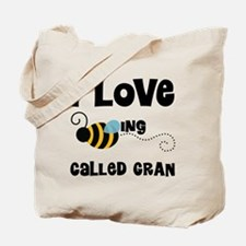 I Love Being Called Gran Tote Bag