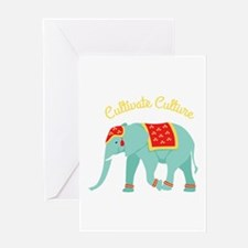 Cultivate Culture Greeting Cards