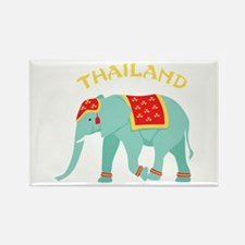 Thailand Elephant Magnets