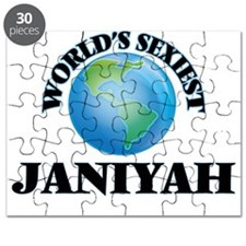 World's Sexiest Janiyah Puzzle