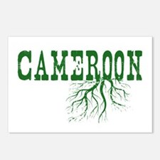 Cameroon Roots Postcards (Package of 8)