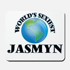 World's Sexiest Jasmyn Mousepad