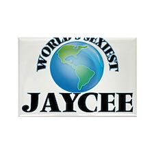 World's Sexiest Jaycee Magnets