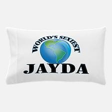 World's Sexiest Jayda Pillow Case
