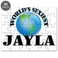 World's Sexiest Jayla Puzzle