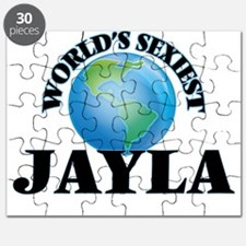 World's Sexiest Jayla Puzzle