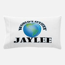 World's Sexiest Jaylee Pillow Case