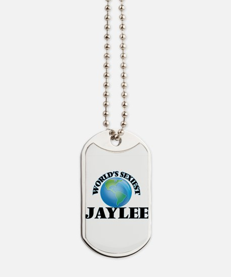 World's Sexiest Jaylee Dog Tags