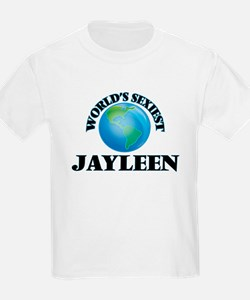World's Sexiest Jayleen T-Shirt