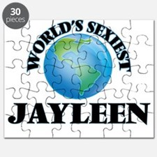 World's Sexiest Jayleen Puzzle