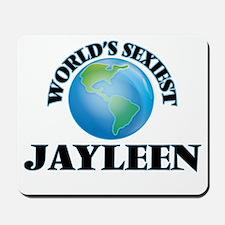 World's Sexiest Jayleen Mousepad