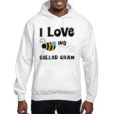 I Love Being Called Gram Hoodie