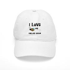 I Love Being Called Gram Baseball Cap