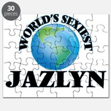 World's Sexiest Jazlyn Puzzle