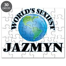 World's Sexiest Jazmyn Puzzle