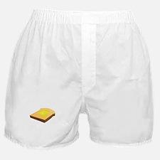 Bread Slice Boxer Shorts