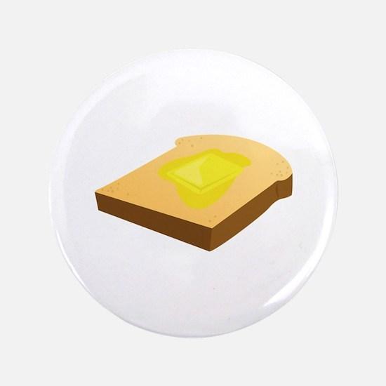 """Bread Slice 3.5"""" Button"""