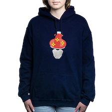 Antique Lamp Women's Hooded Sweatshirt