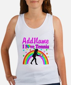 TENNIS PLAYER Women's Tank Top