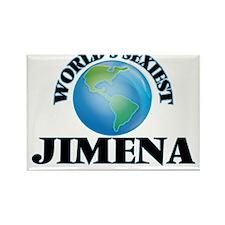 World's Sexiest Jimena Magnets