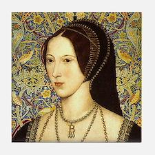 Anne Boleyn Tile Coaster