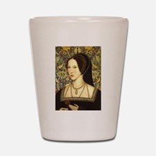 Anne Boleyn Shot Glass
