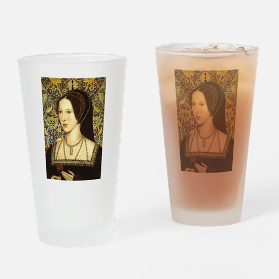Anne Boleyn Drinking Glass