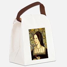 Anne Boleyn Canvas Lunch Bag