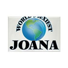 World's Sexiest Joana Magnets