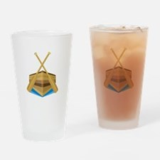 Row Boat Drinking Glass