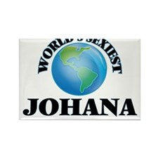 World's Sexiest Johana Magnets