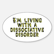 Dissociative disorder - Decal