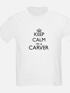 Keep calm I'm a Carver T-Shirt