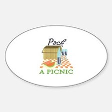 Pack A Picnic Decal