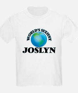 World's Sexiest Joslyn T-Shirt