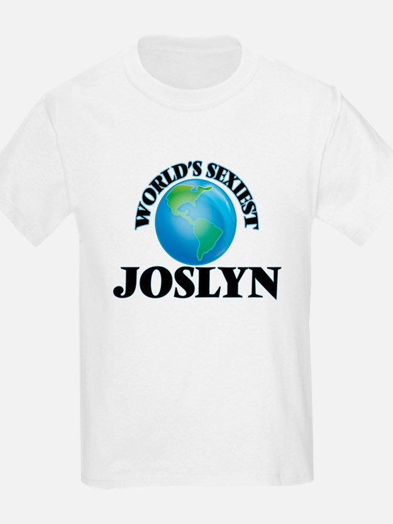 World's Sexiest Joslyn T-Shirt