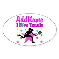 TENNIS PLAYER Decal