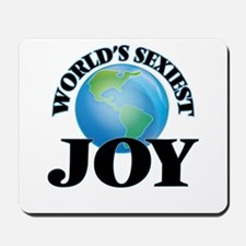 World's Sexiest Joy Mousepad