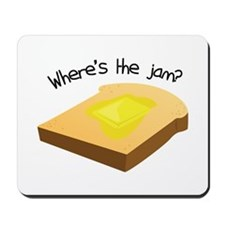 Where's the Jam Mousepad