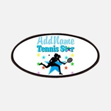 TENNIS PLAYER Patches