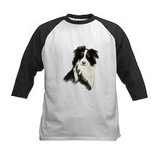Watercolor Border Collie Dog Pet Animal Baseball J