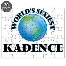 World's Sexiest Kadence Puzzle