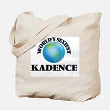 World's Sexiest Kadence Tote Bag